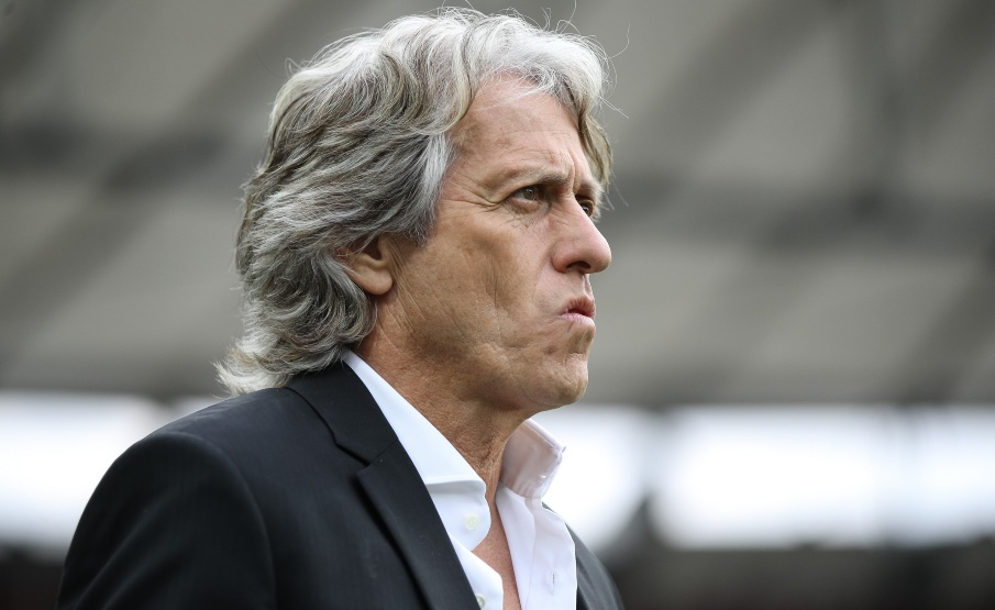 Jorge Jesus, técnico do Flamengo (Foto: Buda Mendes/Getty Images)(2019 Getty Images, Getty Images South America)