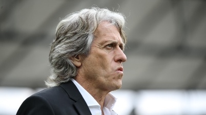 Jorge Jesus, técnico do Flamengo (Foto: Buda Mendes/Getty Images)