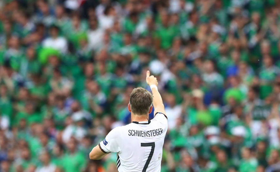 Northern Ireland v Germany - Group C: UEFA Euro 2016(2016 Getty Images, Getty Images Europe)