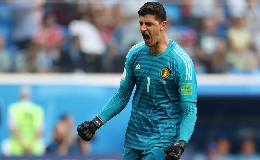 Para Martínez, Courtois é o melhor goleiro do mundo(2018 Getty Images, Getty Images Europe)