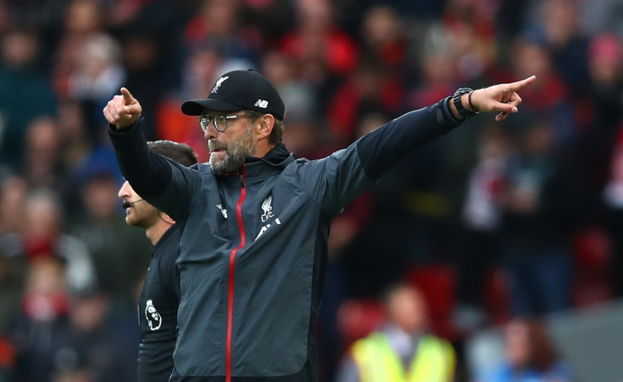 Klopp rejeitou favoritismo exacerbado do Liverpool(2019 Getty Images, Getty Images Europe)