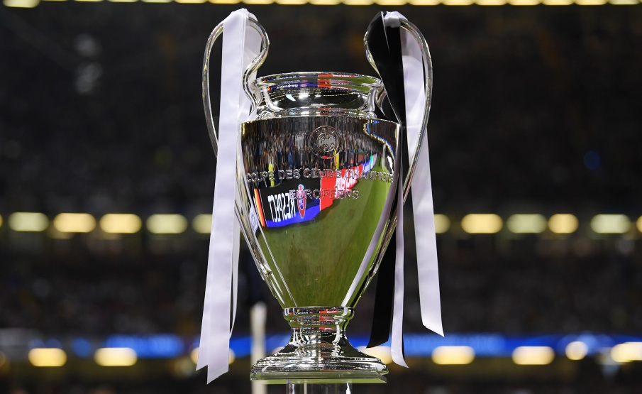 Troféu da Champions League(2017 Getty Images, Getty Images Europe)