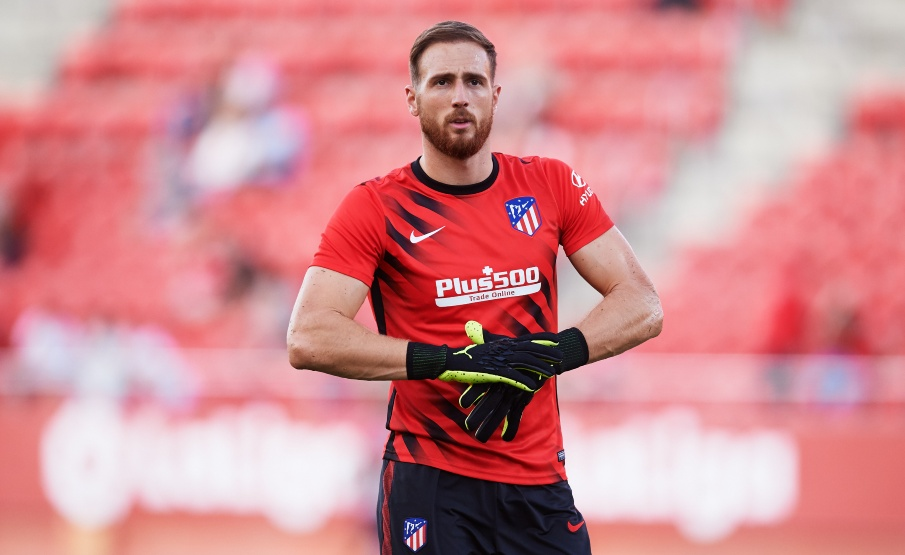 Oblak vive grande momento no Atleti(2019 Getty Images, Getty Images Europe)