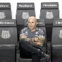 Jorge Sampaoli tecnico do Santos