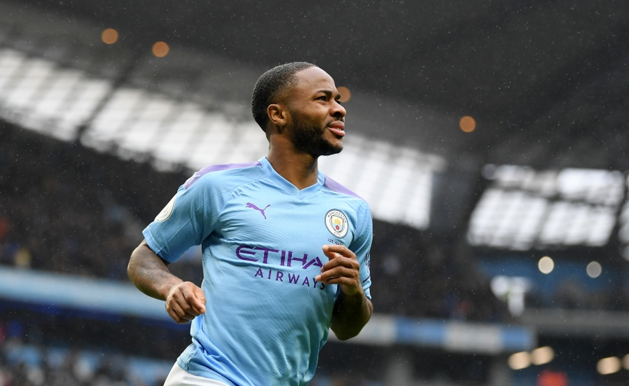 Sterling pode vestir a camisa do Real Madrid a partir de janeiro(Getty Images)