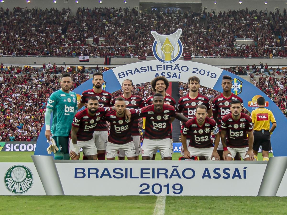 Flamengo Supera A Sua Maior Serie Invicta Na Historia Do Brasileirao Esporte Interativo