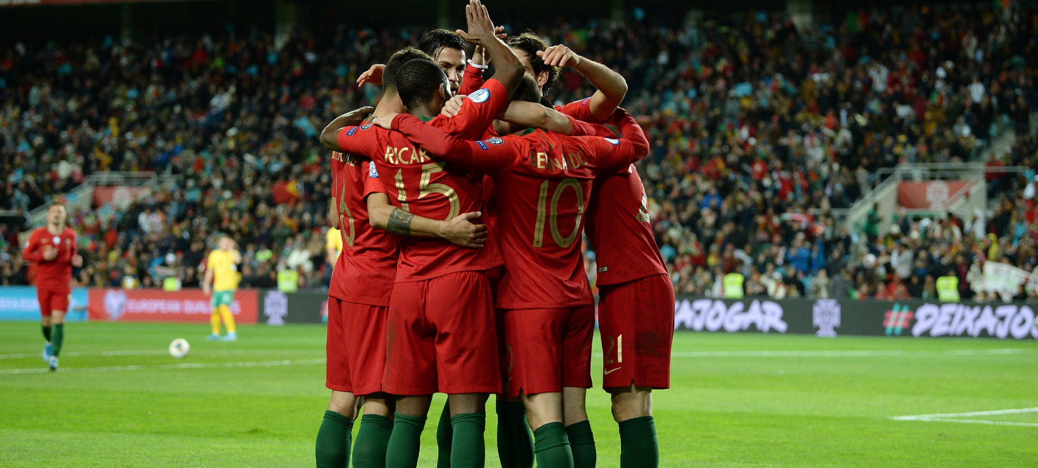 Portugal v Lithuania - UEFA Euro 2020 Qualifier