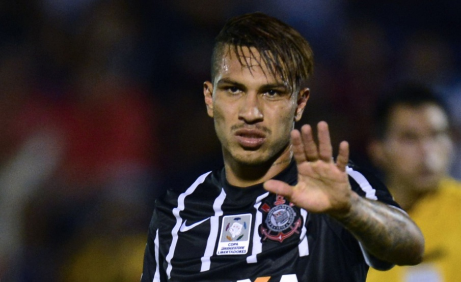 Guerrero anotou 52 gols pelo Corinthians(Pablo Porciuncula/AFP via Getty Images)