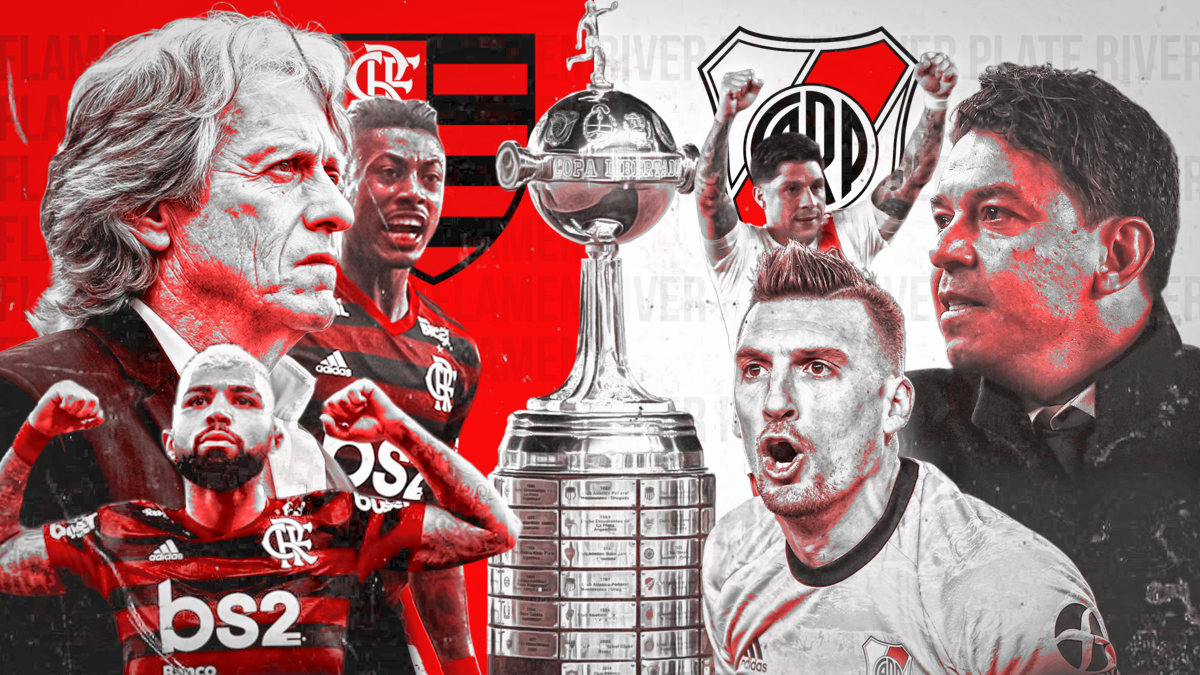 Raio X Da Final Flamengo Supera O River Em Duelo Com