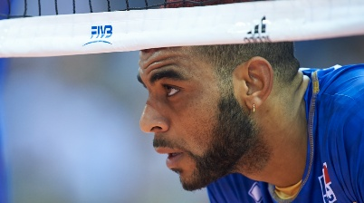 France v Belgium: FIVB World Championships (G)