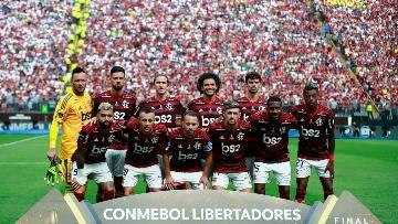 Flamengo E Al Hilal Divulgam Os Titulares Que Entram Em
