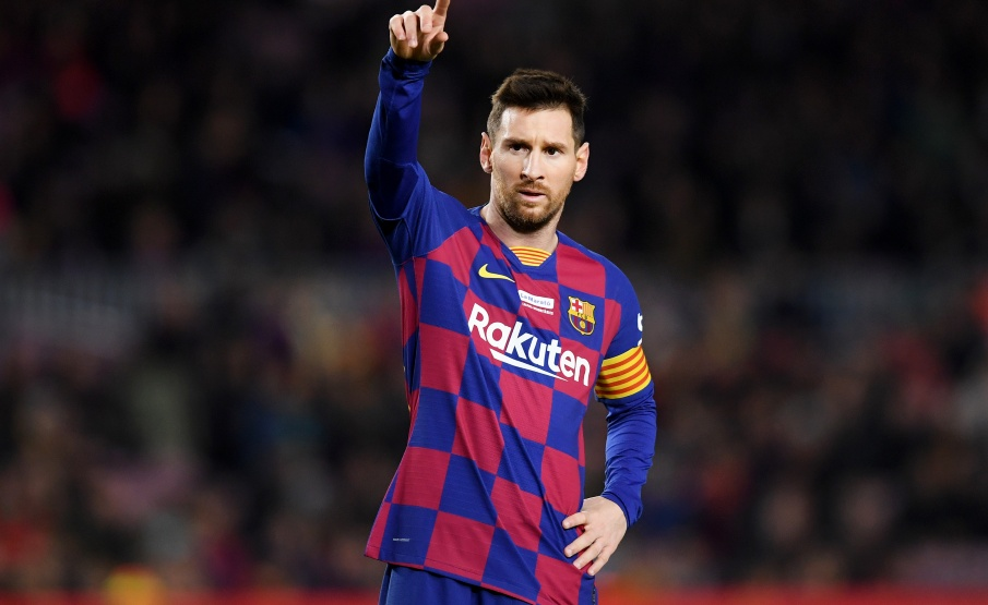 Messi prefere enfrentar o Real Madrid no Bernabéu(Getty Images)