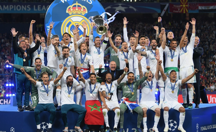 Real Madrid v Liverpool - UEFA Champions League Final Previews(2018 Getty Images, Getty Images Europe)