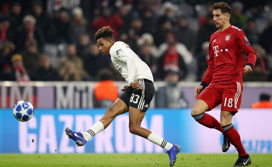 Gedson Fernandes é promessa do Benfica(Getty Images)