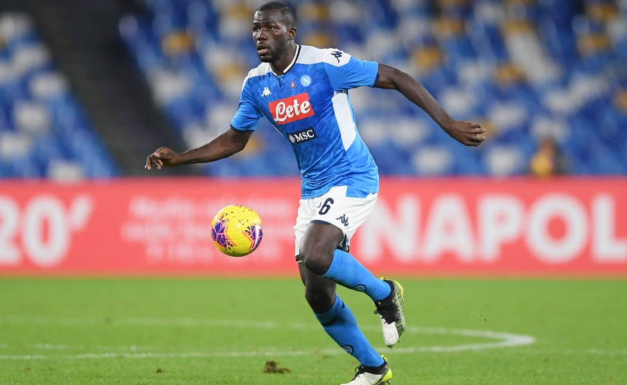 Koulibaly pode estar indo para a Inglaterra(Getty Images)