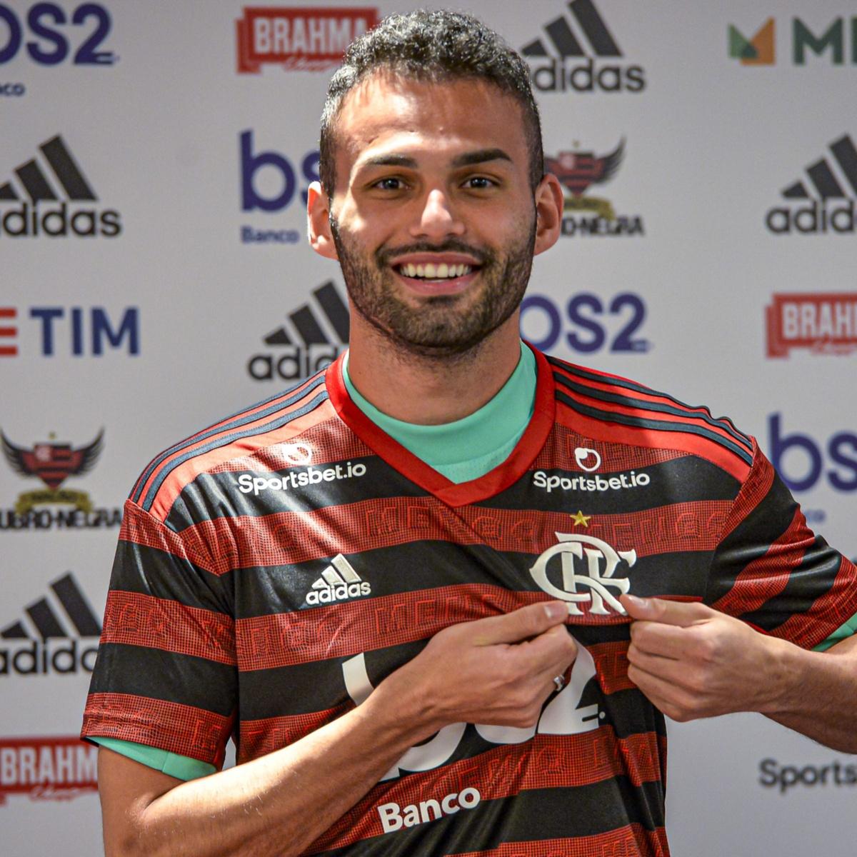 Thiago Maia destaca estrutura do Flamengo: 'Melhor que alguns europeus' |  TNT Sports