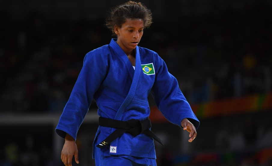 Rafaela Silva - Judo - Olympics: Day 3(2016 Getty Images, Getty Images South America)