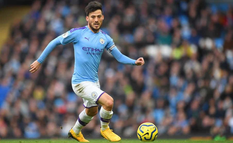 David Silva deixará o Manchester City ao fim desta temporada(Getty Images)