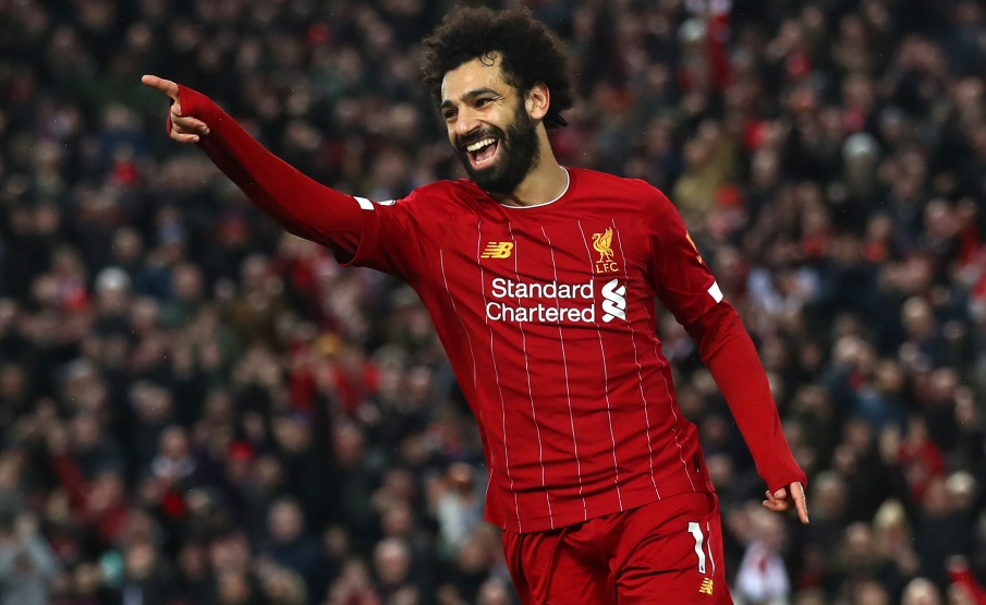 Mo Salah pode participar das Olímpiadas 2020, sendo um desfalque para o Liverpool.(2020 Getty Images, Getty Images Europe)