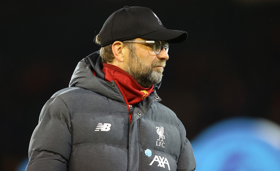 O Liverpool atualmente é líder invicto da Premier League na temporada(2020 Getty Images, Getty Images Europe)
