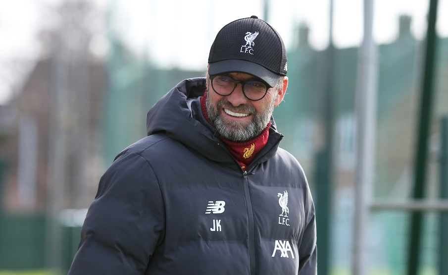 Klopp considera que esta temporada será do Liverpool(2020 Getty Images, Getty Images Europe)