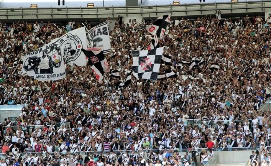 Torcida do Vasco promete lotar o Maracanã na partida contra o ABC I Foto: Getty Images