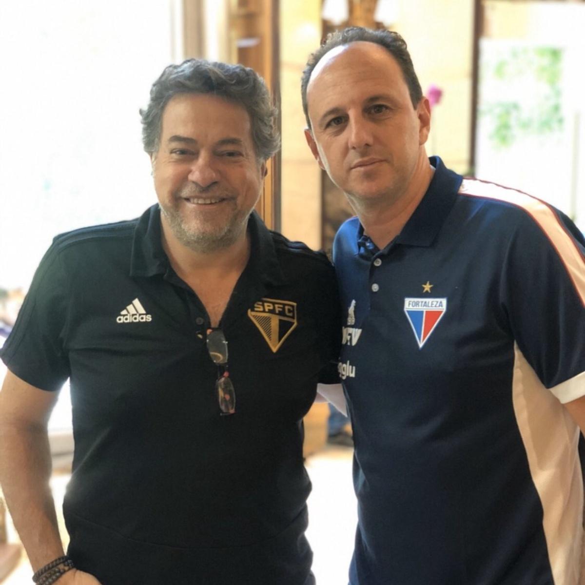 Conselheiro diz que houve 'dupla precipitação' em contratação de Rogério  Ceni pelo São Paulo | TNT Sports