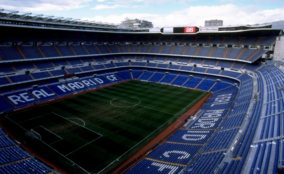 Santiago Bernabeu Stadium(Getty Images, Getty Images Europe)