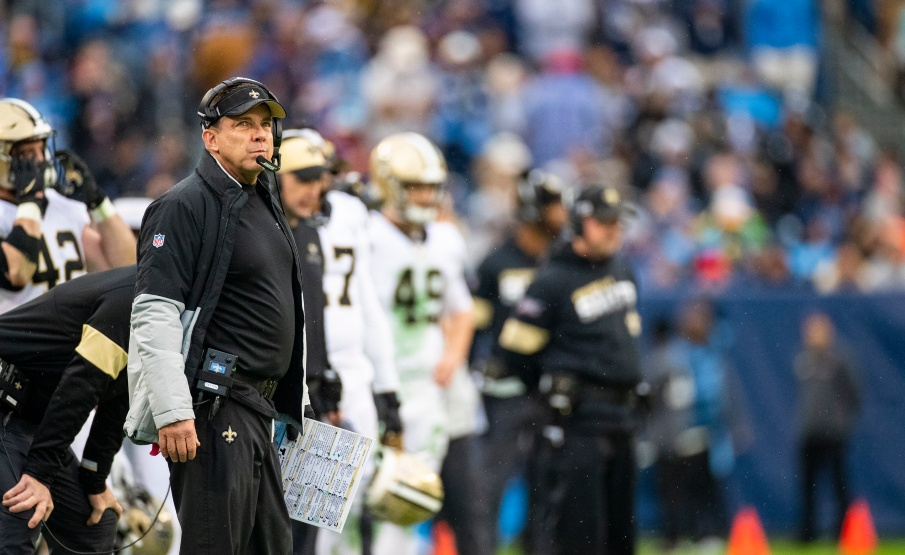 New Orleans Saints v Tennessee TItans(Getty Images)