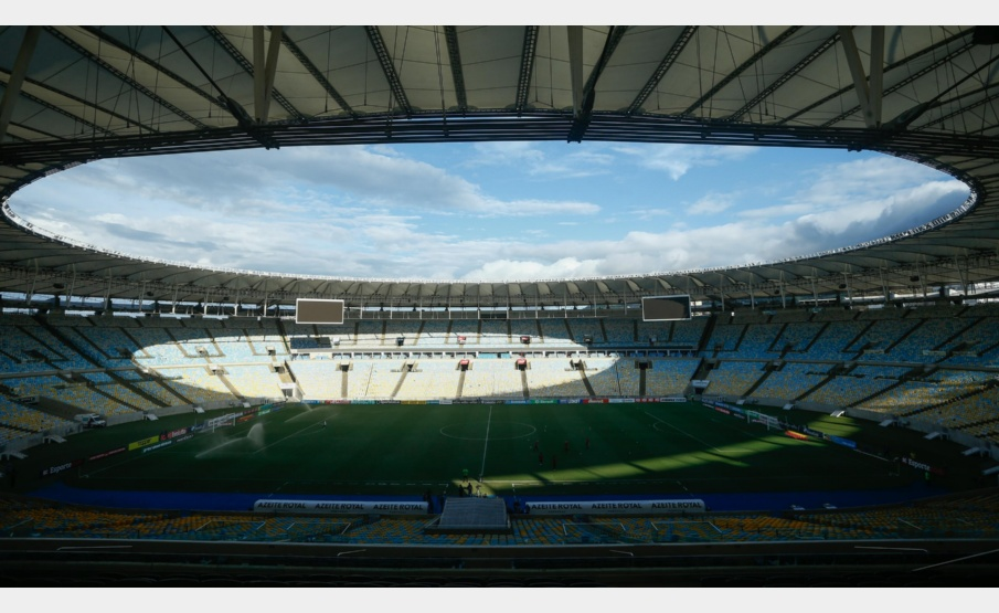 Estádio do Maracanã(Via Getty Images)