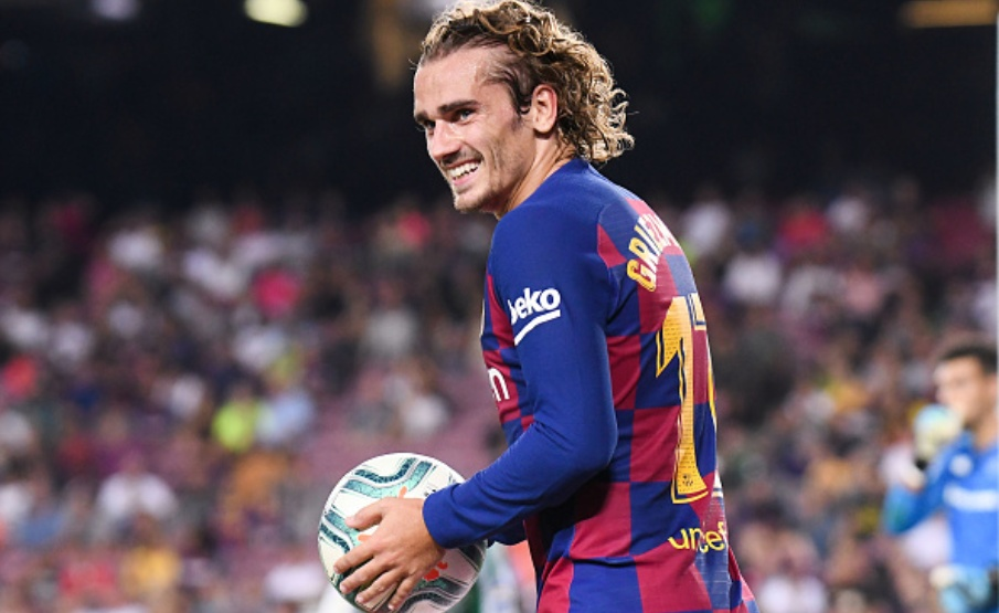 Torcida do Liverpool quer Griezmann(Getty Images)