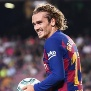 Antoine Griezmann of FC Barcelona during the Liga match between FC Barcelona and Real Betis on August 25, 2019 in Barcelona, Spain. (Photo by Pressinphoto/Icon Sport via Getty Images)