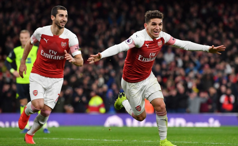 Torreira está na mira do Milan(2018 Getty Images, Getty Images Europe)