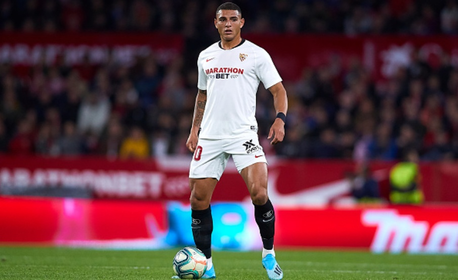 Diego Carlos é titular absoluto do Sevilla(Getty Images)
