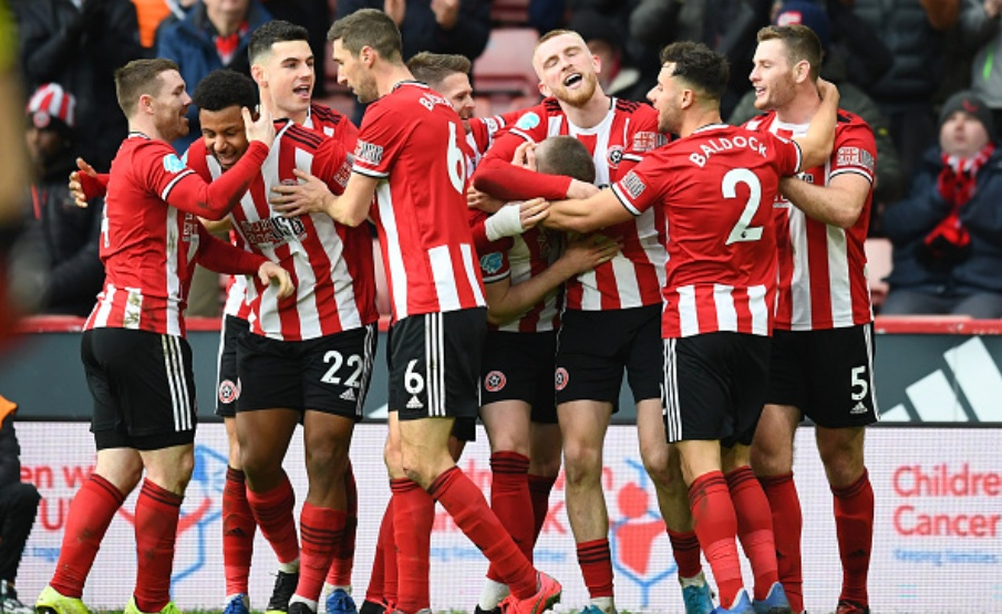Sheffield está em 7º na Premier League(Getty Images)