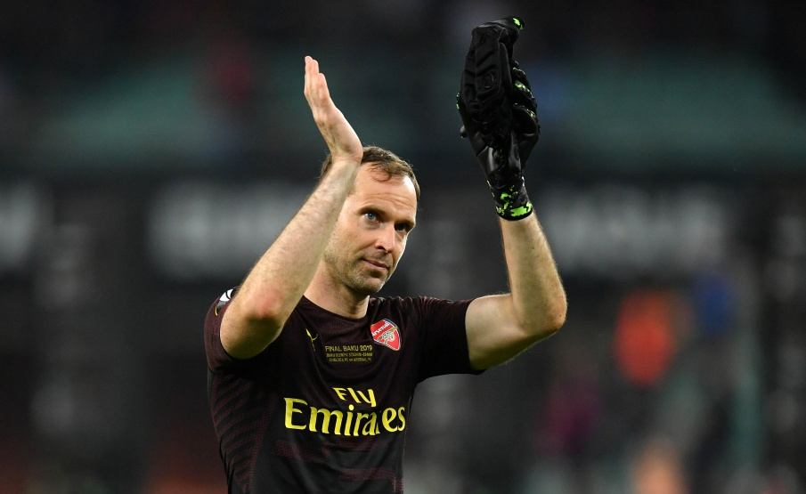 Peter Cech se aponsentou na última temporada(2019 Getty Images, Getty Images Europe)