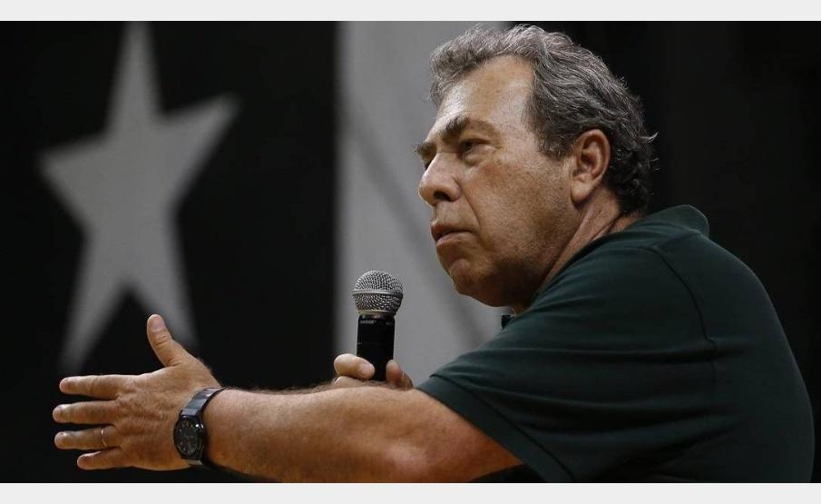 Carlos Augusto Montenegro, ex-presidente e membro do comitê gestor do futebol do Botafogo(Vitor Silva / Botafogo F.R)