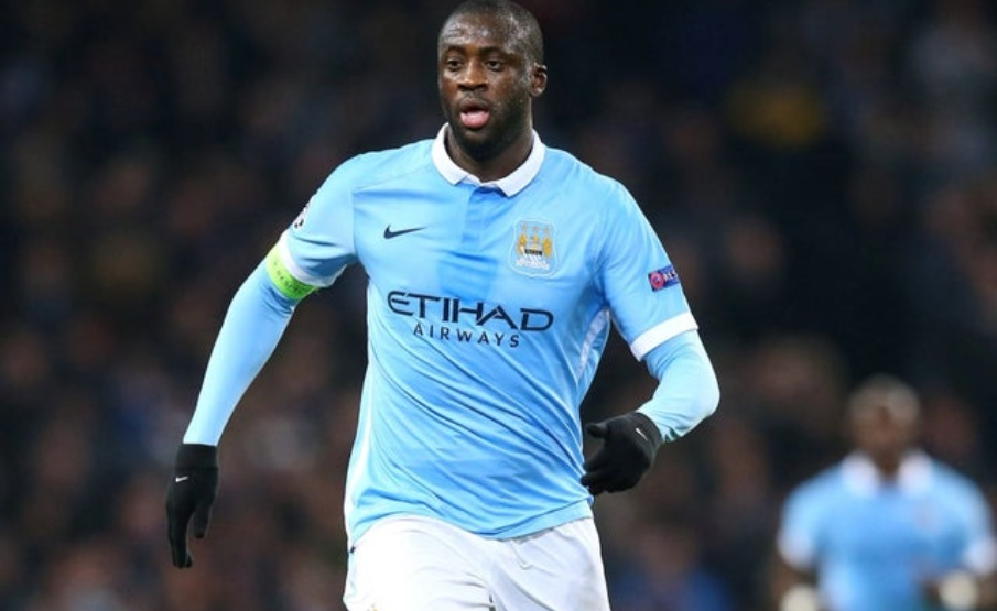 Yaya Touré já vestiu a camisa do Manchester City I Foto: Getty