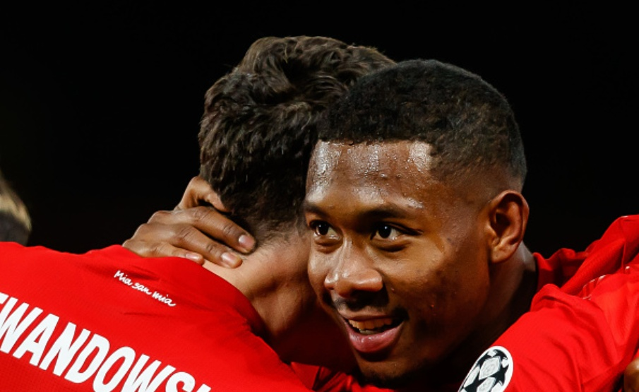 Alaba é um dos destaques do Bayern de Munique(Getty Images)