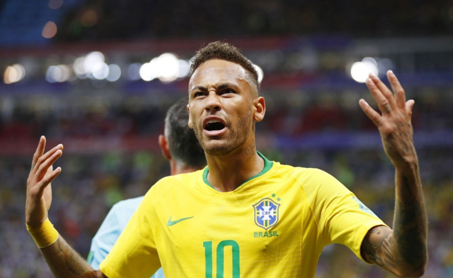 Neymar foi o camisa 10 do Brasil nas últimas duas Copas do Mundo(Getty Images)