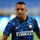 MILAN, ITALY - JUNE 24:  Alexis Sanchez of FC Internazionale warms up ahead before the Serie A match between FC Internazionale and  US Sassuolo at Stadio Giuseppe Meazza on June 24, 2020 in Milan, Italy.  (Photo by Marco Luzzani - Inter/Inter via Getty Images)