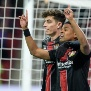 Wendell e Havertz jogam juntos no Bayer Leverkusen