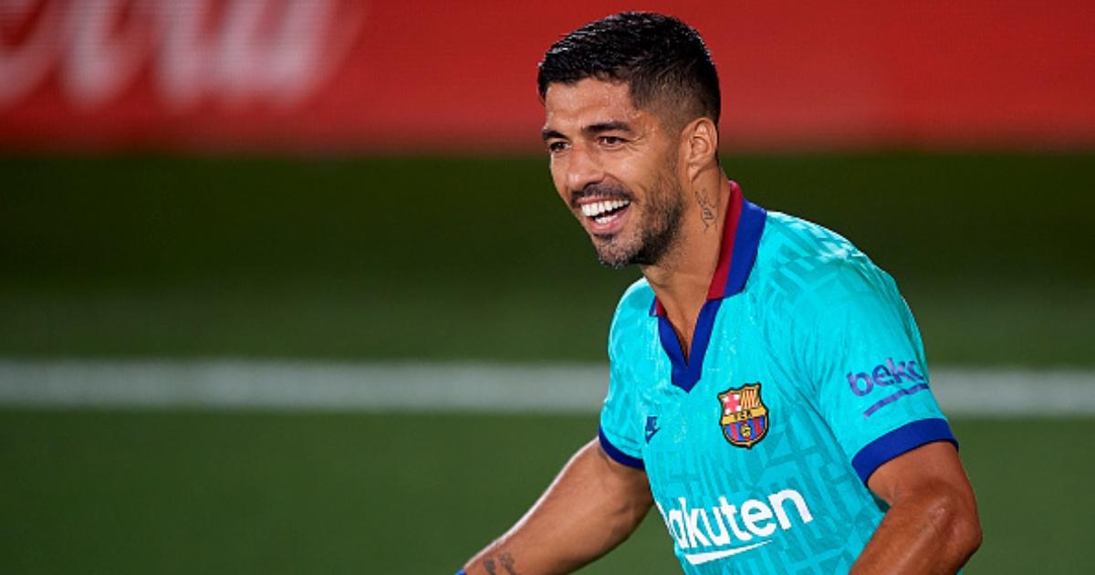 Luis Suárez se torna o terceiro maior artilheiro da história do Barcelona – Esporte Interativo
