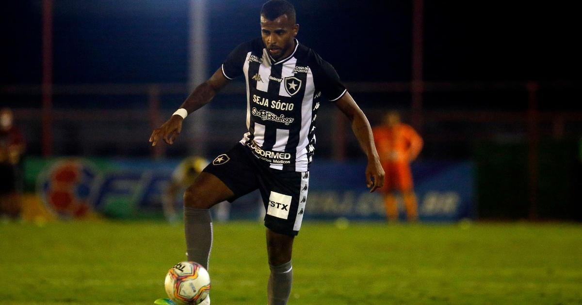 Alex Santana deve trocar o Botafogo pelo Ludogorets, da Bulgária – Esporte Interativo
