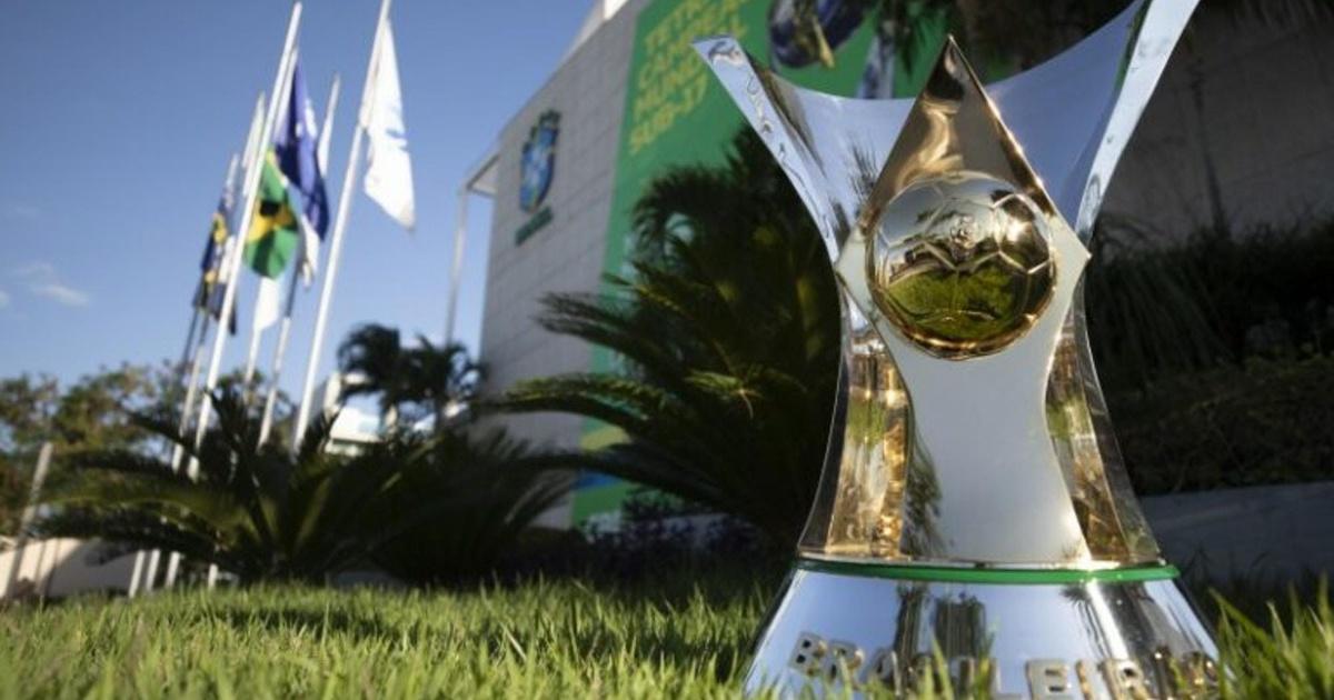 Cbf Divulga Tabela Do Brasileirao 2020 Esporte Interativo