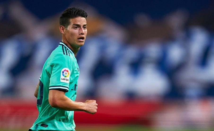 Jornalista do Fox Sports diz que James Rodríguez seria reserva no Flamengo