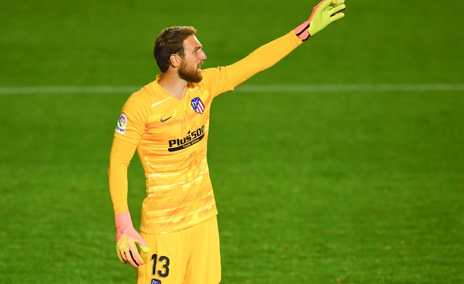 Oblak está na mira do Chelsea para a próxima temporada(Getty Images)