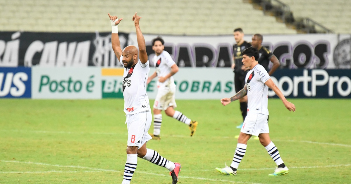 Vasco Assume Lideranca Com Gol De Ribamar E Torcedores Celebram Segue O Lider Esporte Interativo