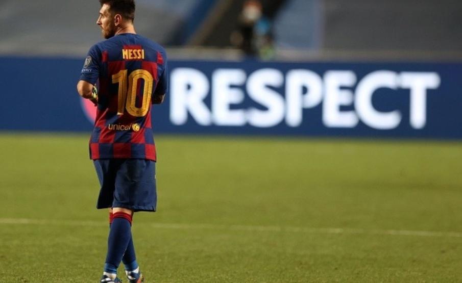 Uma relação de uma vida, Barcelona + Messi, está perto do fim