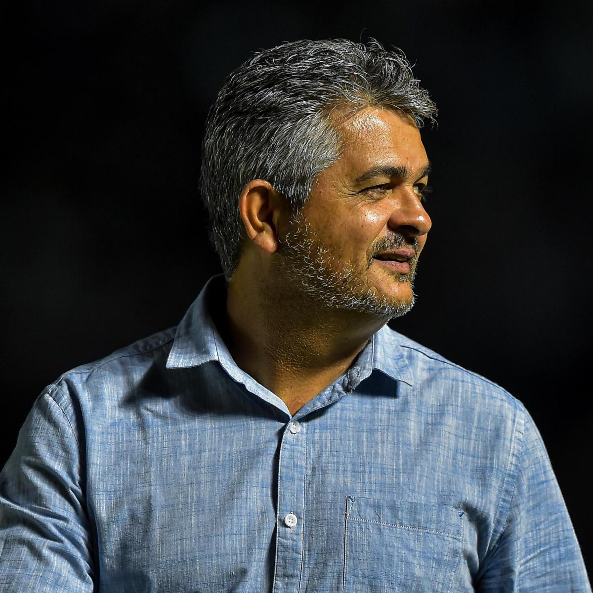 Ney Franco E O Novo Tecnico Do Cruzeiro Esporte Interativo